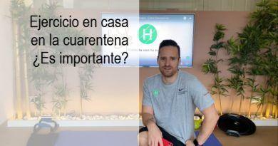 Ejercicios para hacer en casa en la cuarentena - Fisioterapia para héroes