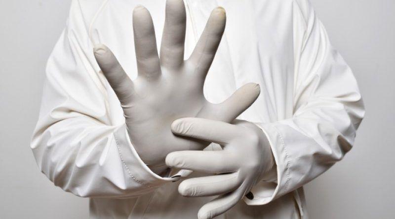 Tipos de guantes para el coronavirus - latex o nitrilo
