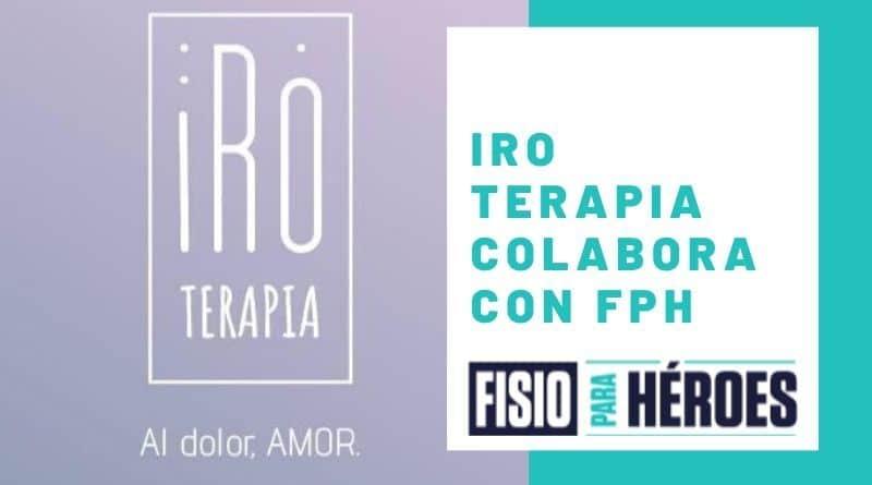 Iroterapia y Clínicas H3 en Fisioparaheroes