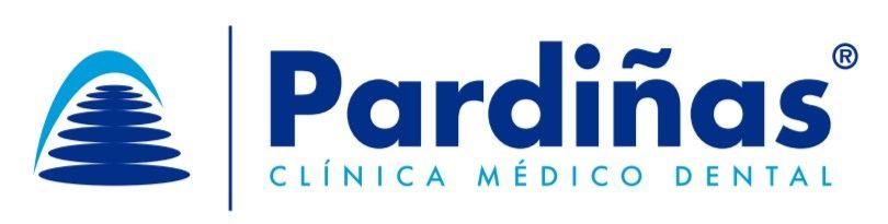 Logotipo clinica pardiñas, se une a fisio para heroes